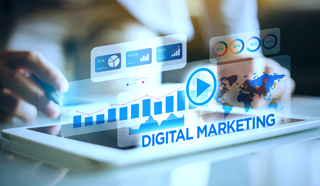 The Basic Components of Digital Marketing