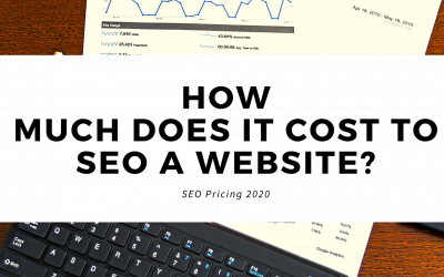 How Much Does It Cost to SEO a Website?