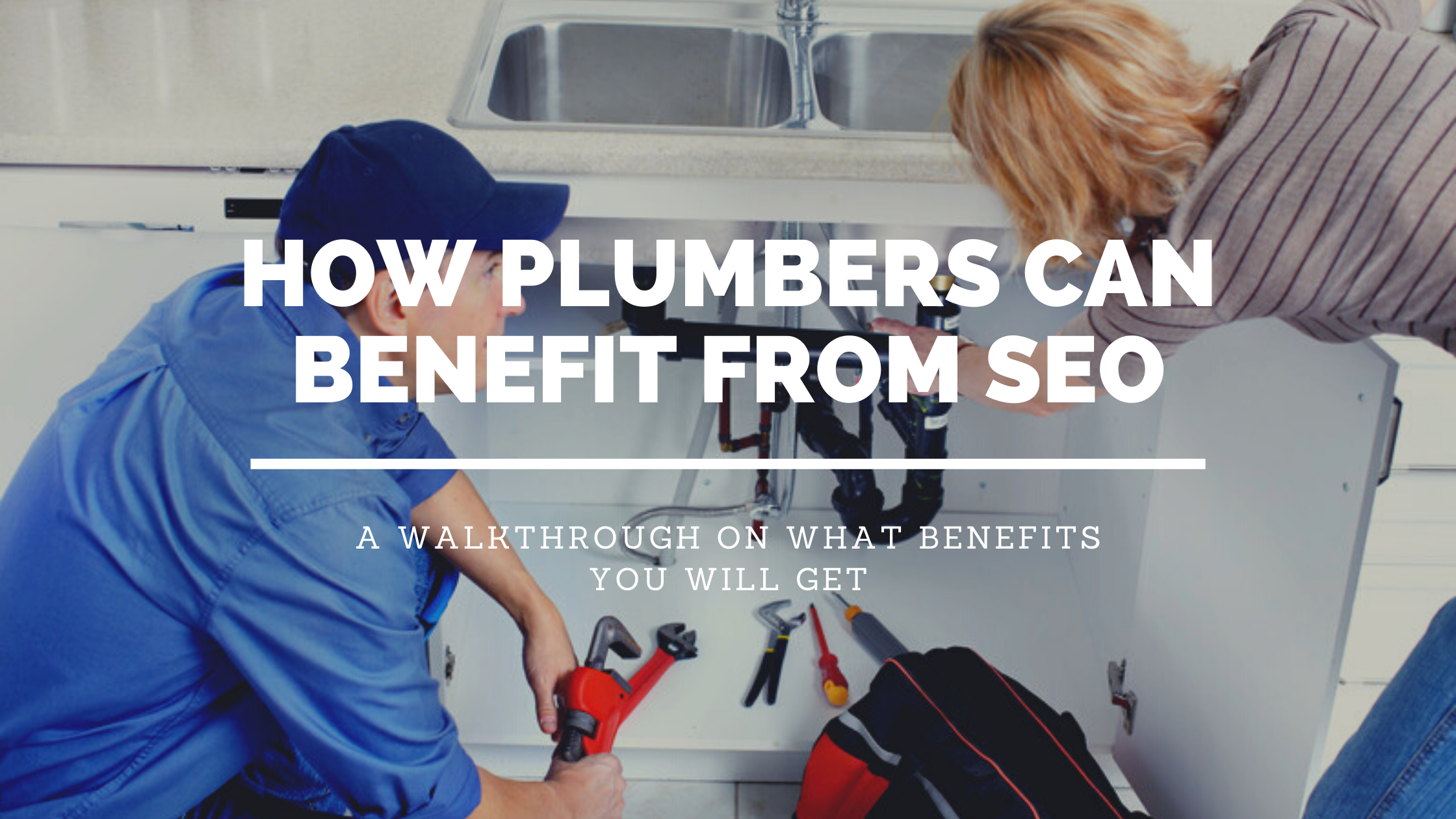 How Plumbers can benefit from SEO