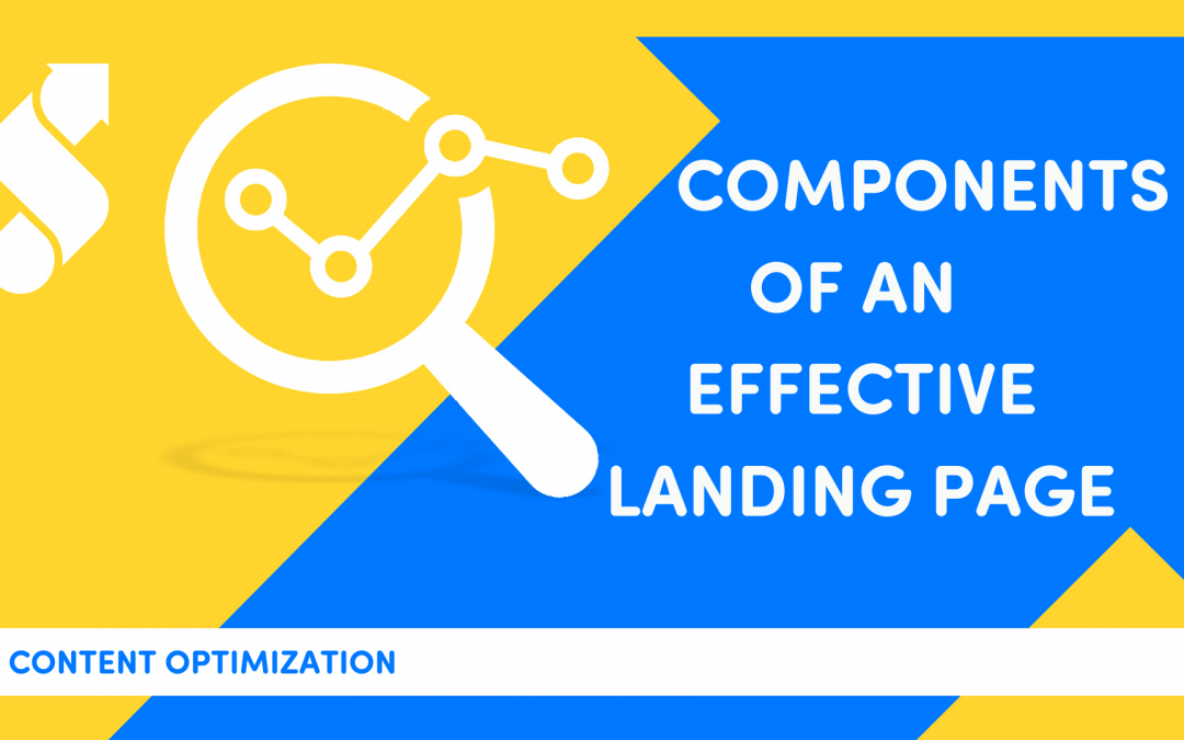 Components of an Effective Landing Page