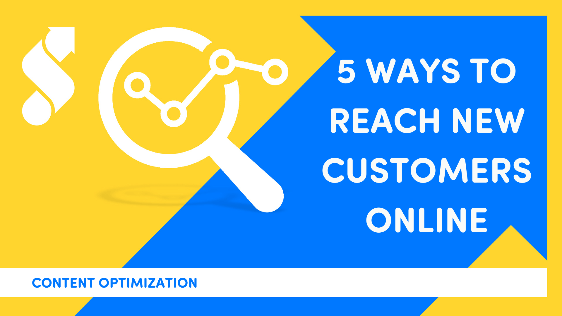 Reach New Customers Online
